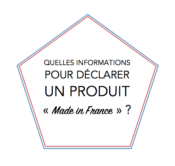 Made in France, quels critères sont demandés ?